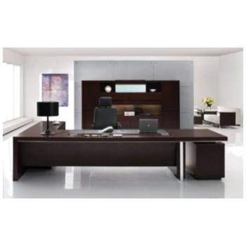 New Design Hot Office Furniture Executive Desk With Side Return