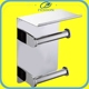 corner toilet paper holder for bathroom accessories