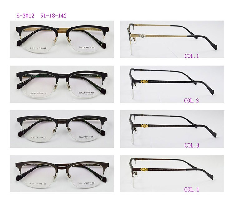0335d358bfb Custom cat eye white frame vogue optical computer reading glasses frames  for men