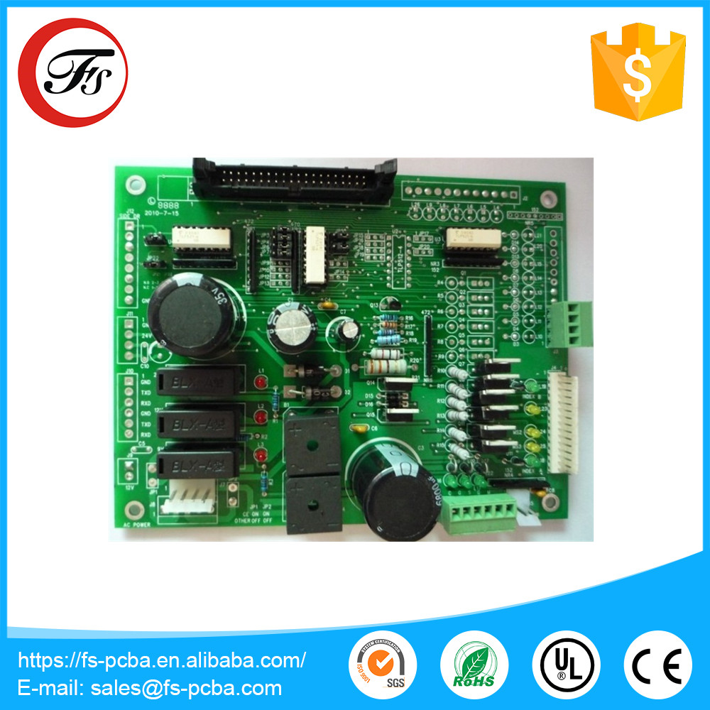 Fr4 Custom Pcb Suppliers And Manufacturers At Printed Circuit Board 4 Layer 1oz Copper From