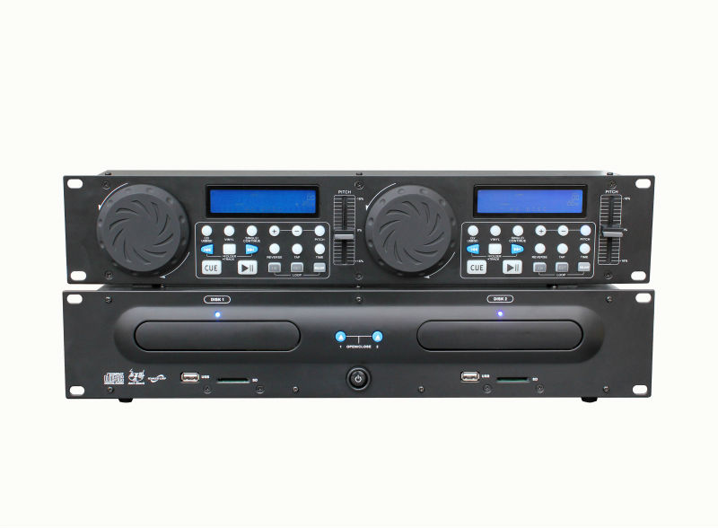 CMP-920 CE Standard CD/USB/SD/MP3 DJ CD Player