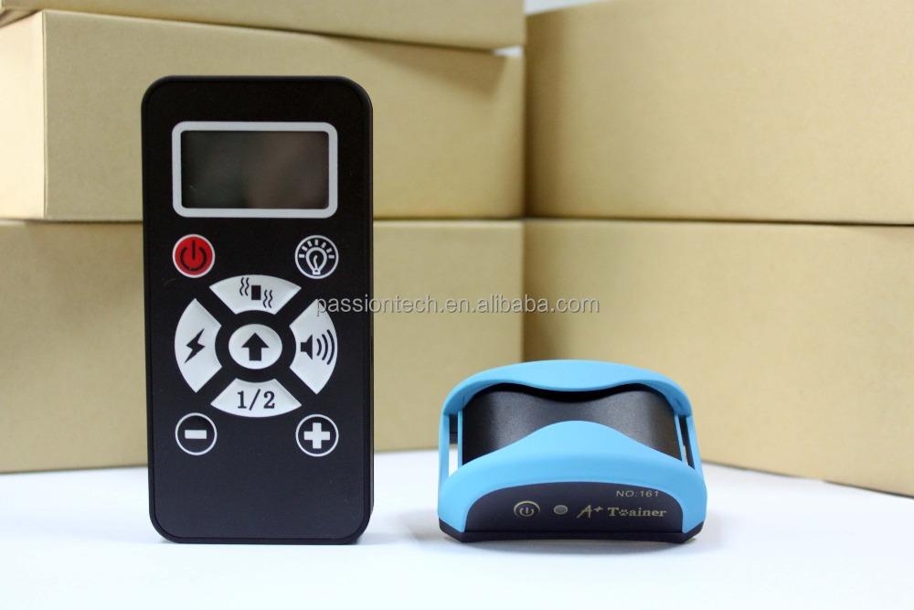 Barking dog alarm training a puppy vibrator collar