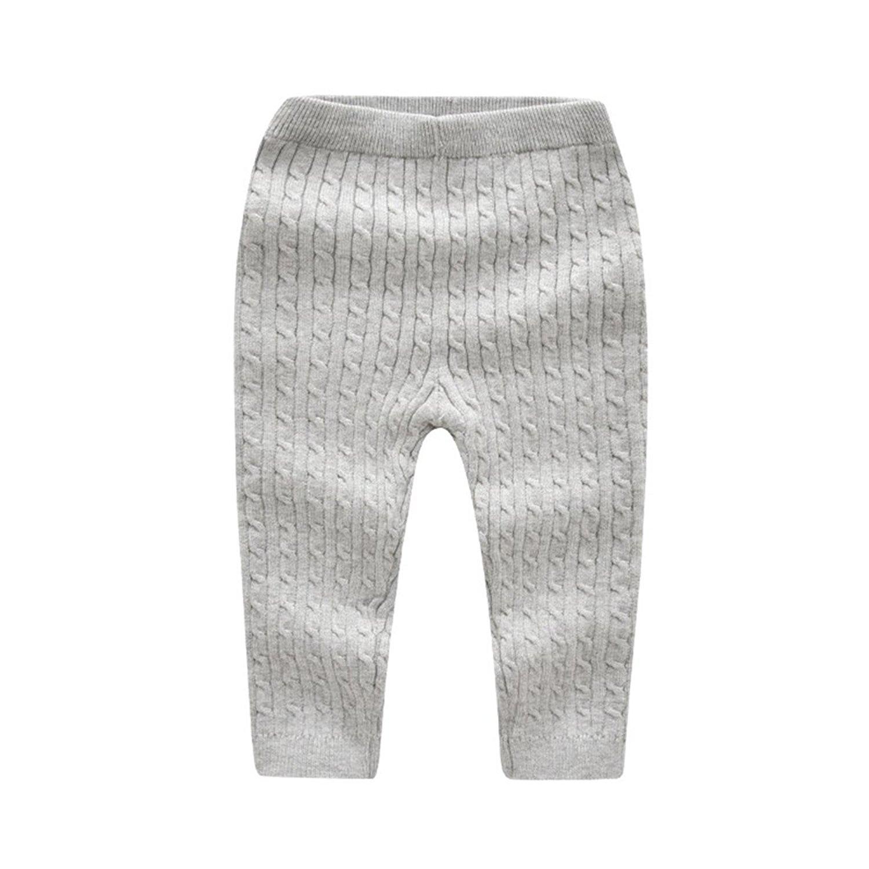 Tortor 1Bacha Kid Girl Boy Solid Color Thermal Underwear Long John Top Bottom Set