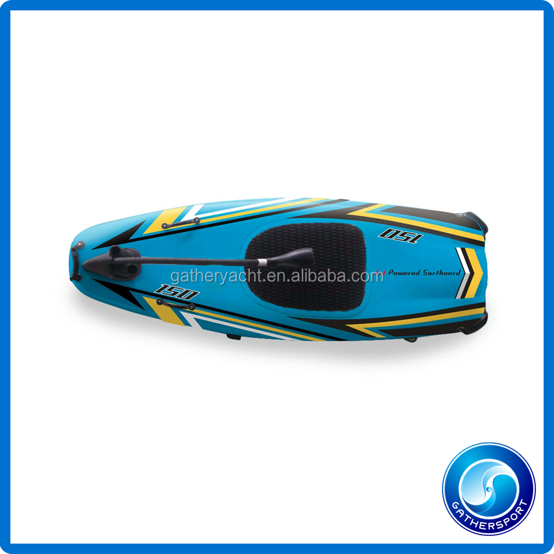 Factory direct sale Gather 150cc water jetboard,water jet powered board
