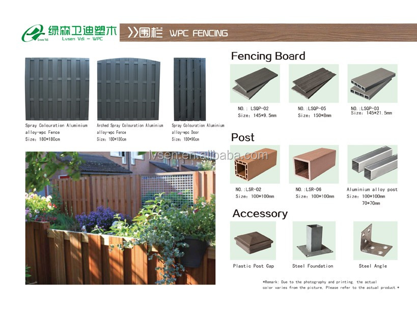 professional wpc outdoor hollow decking factory