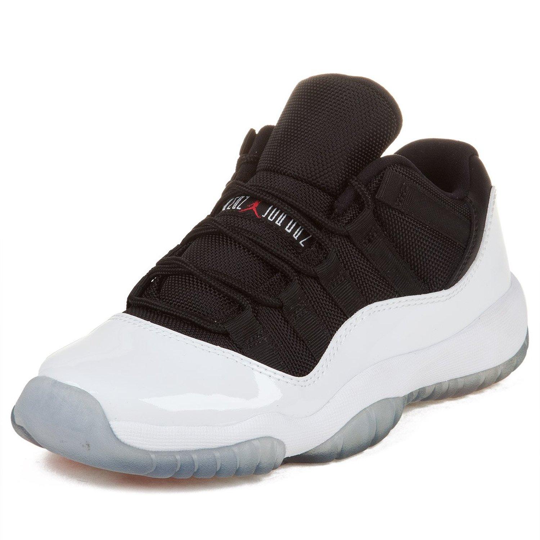 990941f6 Buy Nike Air Jordan 11 Retro Low GS White Black True Red (528896-110) in  Cheap Price on m.alibaba.com