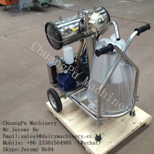 house used goat/cow electric milking machine on sale