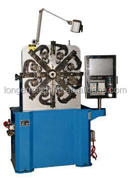 Hot sale CNC Spring coiling machine|High efficiency Spring making machine
