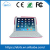 New Hot Style Bluetooth Keyboard For iPad Air Ultra Slim Wireless Keyboard With High aluminum body holder