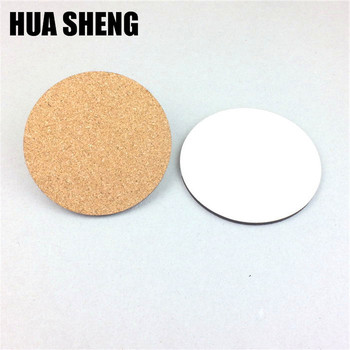 round 95mm bottom MDF Sublimation Coaster
