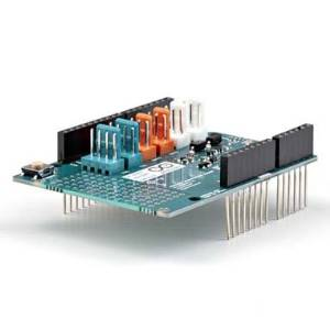 Angelelec DIY Open Sources Arduino, Arduino 9-Axis Motion Expansion Board (Imported From Italy), Three-Dimensional Acceleration, Angular Velocity, Magnetic Field Strength Data, Compatible Tinkerkit