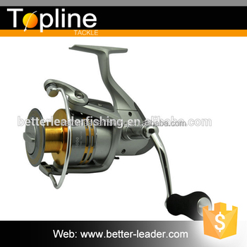 better-leader spool fishing reel , cheap fishing reels made in, Reel Combo