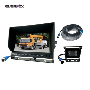 360 graden bus vrachtwagen trekker rear view monitor camera systeem