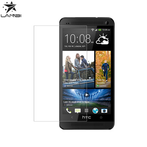 For HTC M7 Premium Tempered Glass for HTC One M7 Explosion-proof Anti-scratch 9H 0.25D Mobile Phone Screen Film Protector