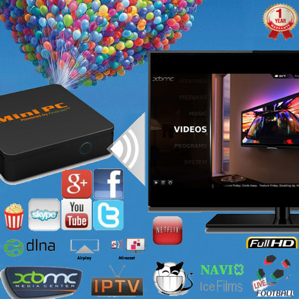Hot! Dual Core Amlogic8726 MX Android 4.2 Cable TV Set Top Box