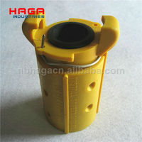 Nylon Sandblast Coupling for use on sand blast hose