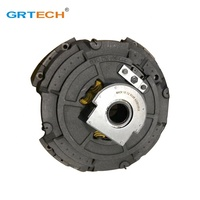"15 1/2""x2""x10 automatic transmission clutch kit for American truck"