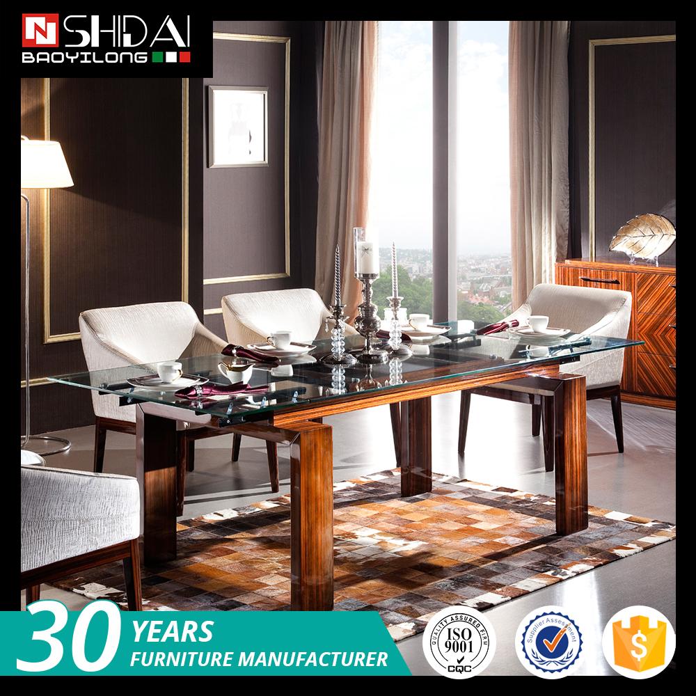 Hot selling houten moderne ontwerpen goedkope meubels sets for Goedkope houten meubels