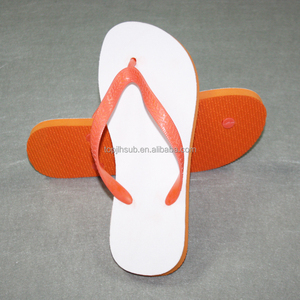 10 mm and 15 mm Blank personalized sublimation flip flop