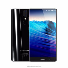 "UMIDIGI Crystal Android7.0 Smartphone MTK6750T Octa-core 4GB RAM 64GB ROM 5.5"" Bezel-less Display Fingerprint ID 4G Mobile Phone"