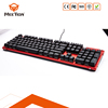 RGB Mechanical USB Gaming Keyboard with Cherry Switch