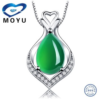 Crystal pendant jewelry big green gemstone pendant in sterling crystal pendant jewelry big green gemstone pendant in sterling silver making aloadofball Image collections