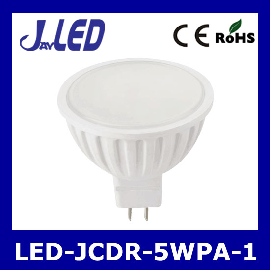 5w led mr16 bulb light 220v high quality
