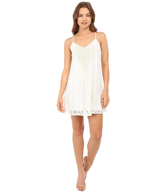 CHRIS DEMI Womens Sleeveless Solid Dress