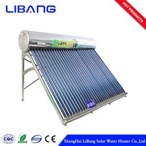 Hot selling gomon turkey collectors solar water heater