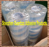 Self adhesive transparent gloss opp film 23mic overlamination film for label covering