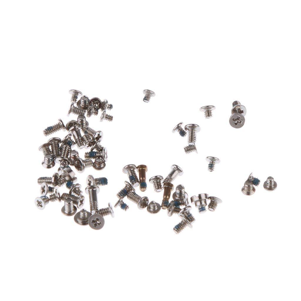 MagiDeal Full Complete Internal Screw Set Kit For Apple iPhone 6s Black All Screws