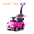 Cheap price kids plastic manual ride on pedals children scooter baby car prices