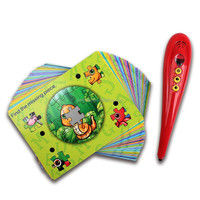 Education Toy Talking Pen with Cards