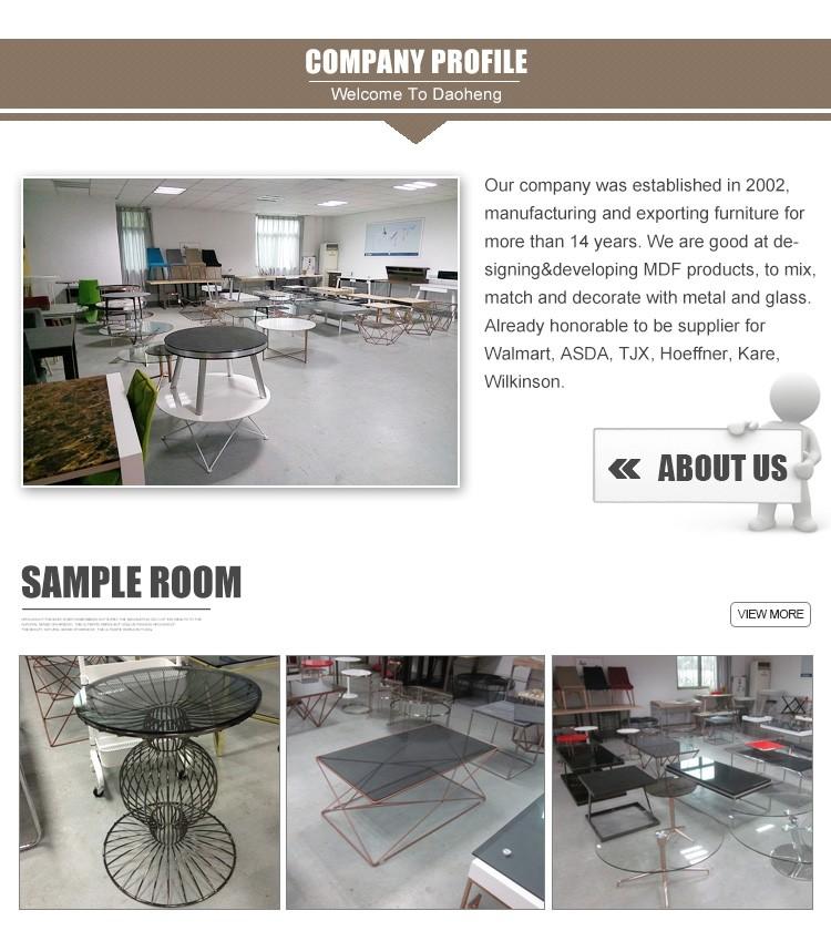 Popular Mdoern Diseño De Madera Soporte Tv Mesa Plegable Muebles De ...