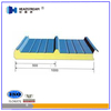 PU Polyurethane Sandwich Panel for wall and Floor