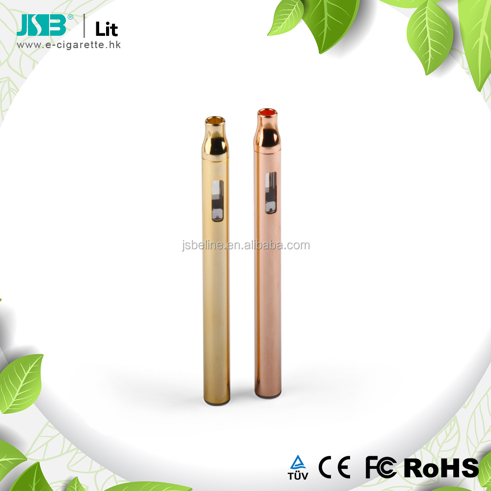 Lit ceramic vape pen