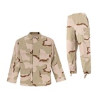 KMS Army Military Camouflage Desert Combat BDU Clothing Tactical Uniform