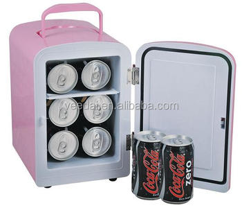 4L New Mini Fridge Used In Car And At Home/Mini Refrigerator With CE