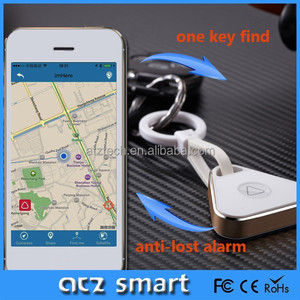 ATZ Electronic Key Finder Keychain, Anti Lost Locator Find Key Chain, Whistle Sound Alarm Alert Control Keyring Key Holder
