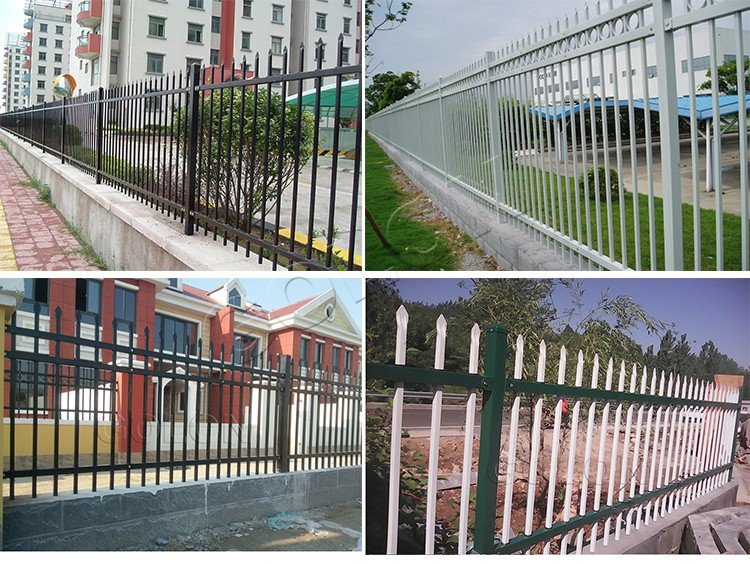 aluminum profile for tempered glass railing / U glass railings/glass balustrade