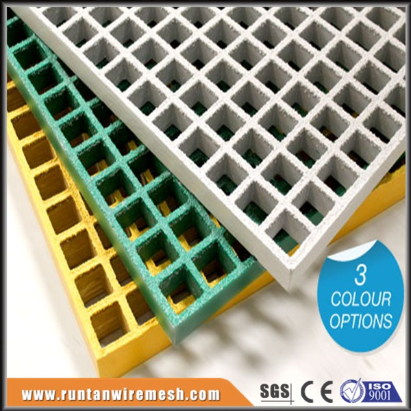 high safety anti-aging fiber reinforced plastic grating