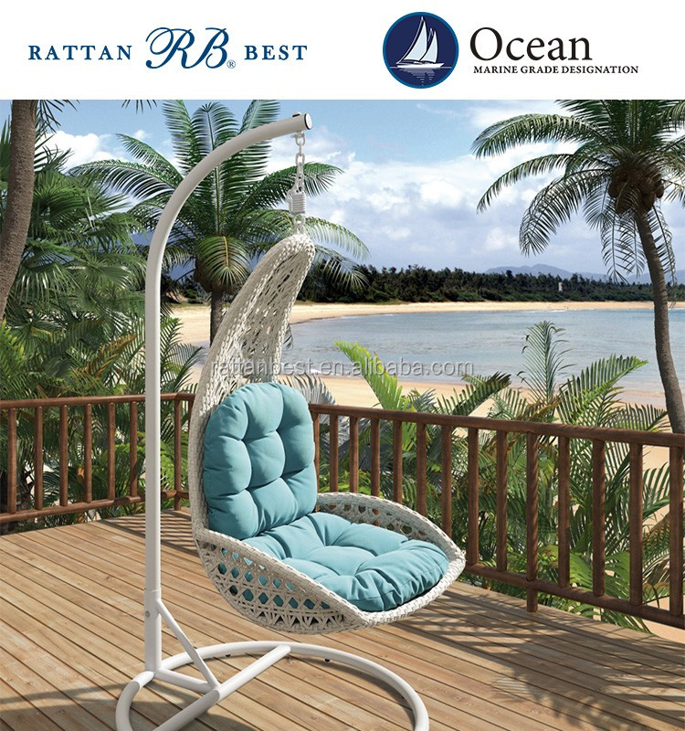outdoor terrace furniture of rattan