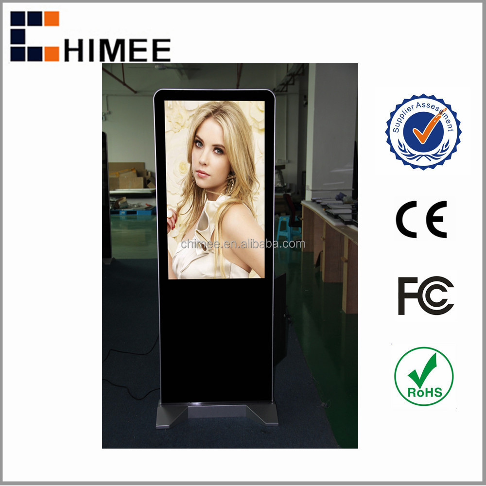 HQ42ES-2 42inch Floor Standing Lcd replacement tv Digital Signage Media Player