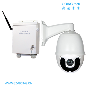 GOING tech wireless wifi ip camera ptz speed dome with 1T harddisk