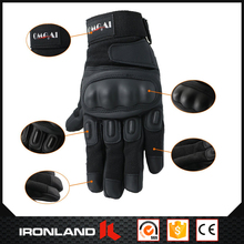2017 wholesale military tactical leather screen touch screen gloves