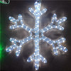 Artificial cool design Christmas super bright hanging led hot sale snowflake