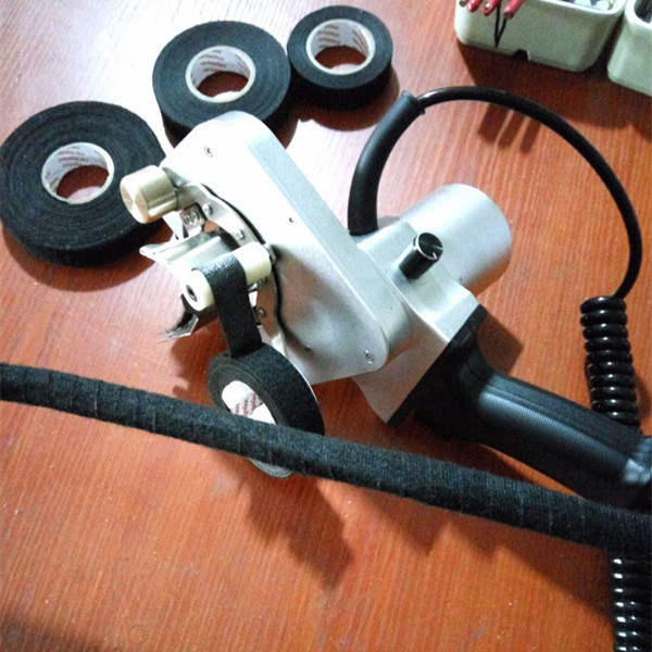 Handheld Wire Harness Used Automatic Tape Wrapping Machine Wl-jc100 on