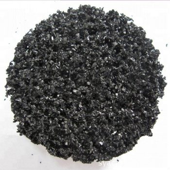 Supply filter media activated carbon for bio filter