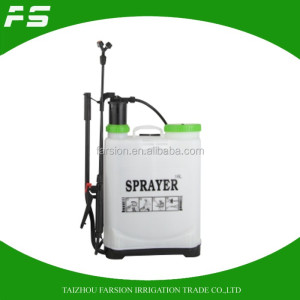 16L Knapsack Manual Garden Sprayer Fiber Glass Lance