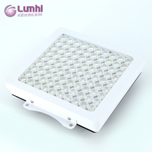 100w 110w 130 watt 150 watt rgb led plant grow light white black panel